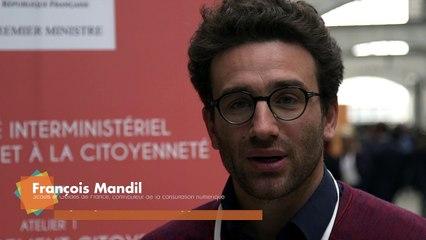 Ciec #3 - Engagement citoyen - François Mandil