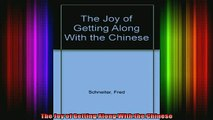 READ book  The Joy of Getting Along With the Chinese Free Online
