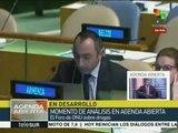 Felipe Tascón: La guerra antidrogas es una política fracasada