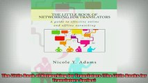 READ book  The Little Book of Networking for Translators The Little Books for Translators Series Online Free