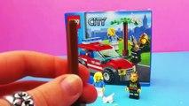 Démo construction voiture de pompiers Lego – Voiture de pompiers de LEGO®