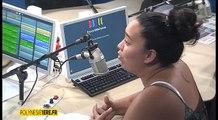 Vanessa Cuneo nous parle du concours Ta'iri pa'umotu - Voyage en 1ère - Polynésie 1ère