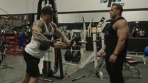 JAY CUTLER - 4X MR. OLYMPIA CHEST TRAINING - Bodybuilding Muscle Fitness
