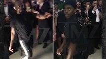 Wyclef Jean & Lil Buck -- Black Tie Event Calls For EPIC Dance Battle