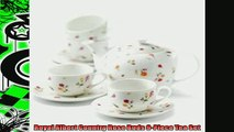 special produk Royal Albert Country Rose Buds 9Piece Tea Set