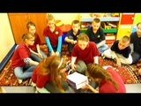eTwinning project 2015 2016 Estonian Curious M@tes came to Golasowice (M.L)