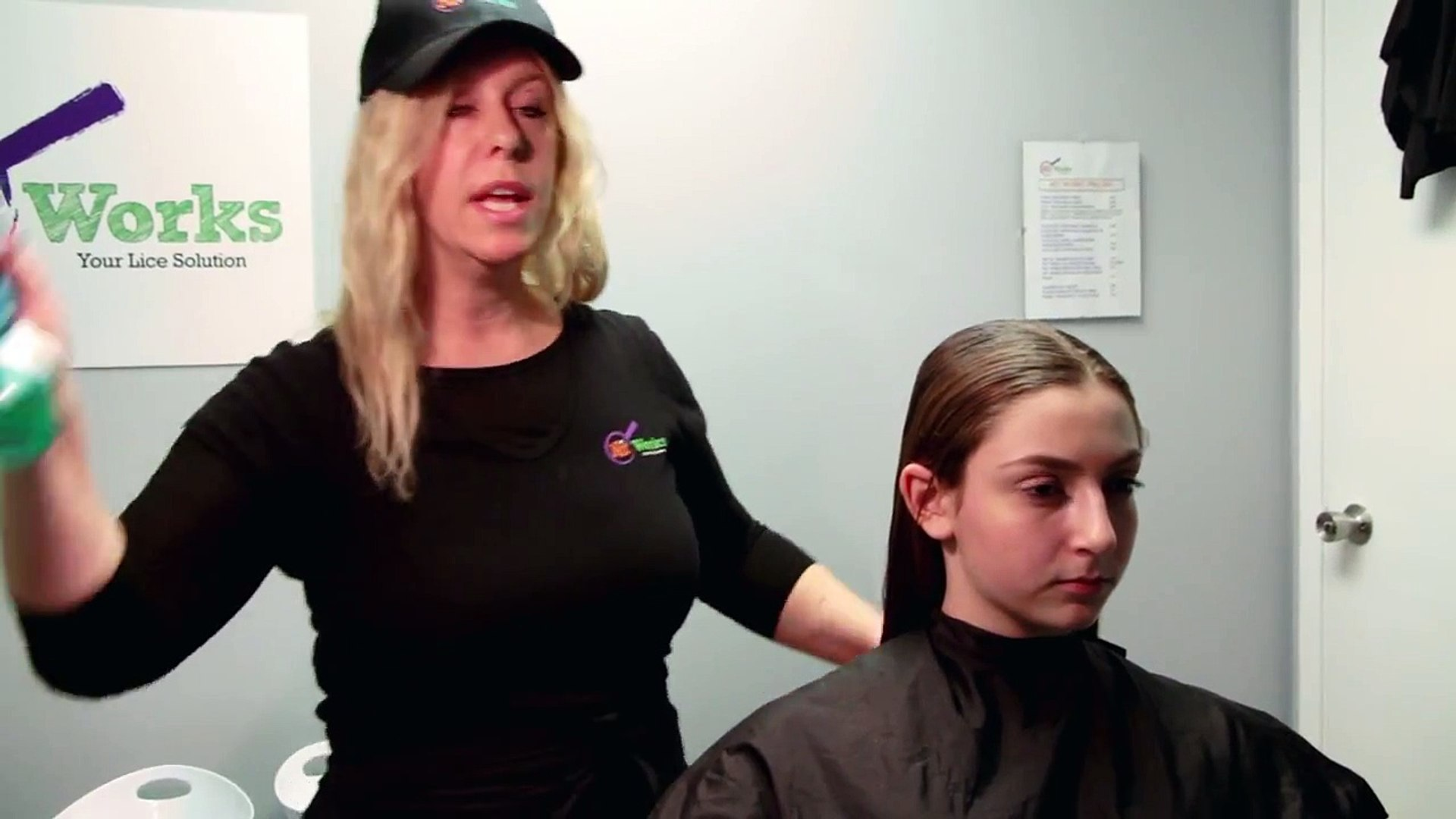 Head Lice removal in Toronto / Vaughan - 905-889-8442