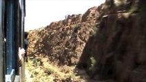 Eritrea   Zugfahrt von Nefasit nach Asmara