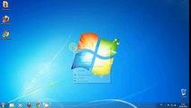 Cours informatique débutant - Partie 1 - Le bureau windows 7 - 10Youtube.com