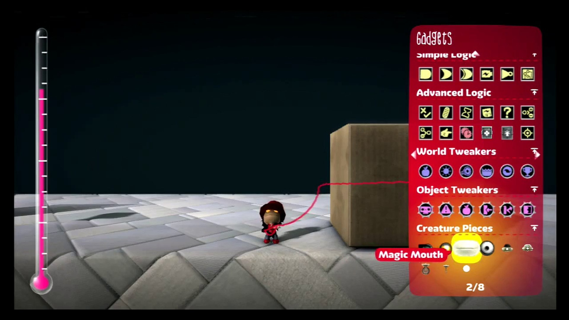 5 Glitches in LittleBigPlanet 2