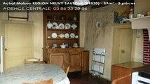 A vendre - Maison - REGION NEUVY SAUTOUR (89570) - 3 pièces - 59m²