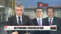 S. Korea, China to discuss curbing N. Korean provocations