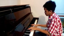 Love Theme from Cinema Paradiso (Se) piano by Michael