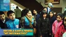 """Mi Experiencia en Medios - Escuela Santa Teresa """"Hit Informativo"""""""