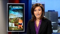 19/07/08 Ch7 News stories - Hoons and storms
