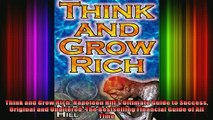 READ book  Think and Grow Rich Napoleon Hills Ultimate Guide to Success Original and Unaltered The Free Online