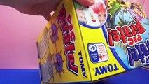 Pop Up Pirate! Jeu pour enfant / Jeu pirate amusant! Tomy Unboxing und Démo | français