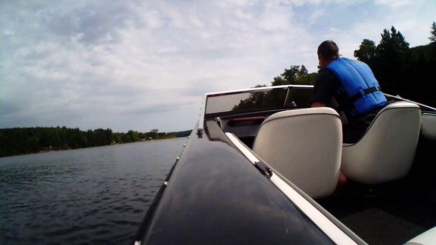 Hydrostream Valero Promax running 86+mph forward