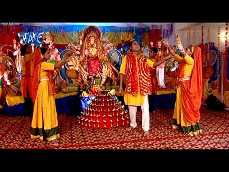 गजब जागल भाग Arhulawa Ke - Singar Sajal Ba Mori Maiya Ke -Pawan Singh-Bhojpuri Mata Bhajan