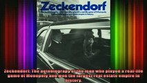 READ book  Zeckendorf The autobiograpy of the man who played a reallife game of Monopoly and won Full EBook