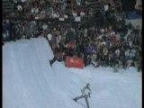 Ski - Candide Thovex - X-Games 2003 - Pipe
