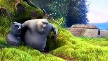 BEAUTIFUL Funny Short MOVIE Animation Cartoon BIG BUCK BUNNY