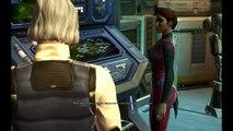 SWTOR - Flirts and Partial Dialogues with Risha (Smuggler)