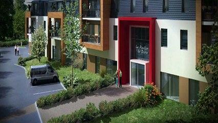 Investir dans un T2, au sein d'une Résidence Services Seniors en construction à Thionville.