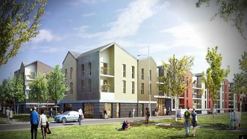 A saisir : investir dans un T1 au sein d'une Résidence Services Seniors en construction à Calais.