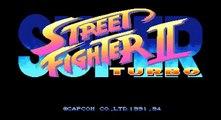 Super Street Fighter II Turbo (Arcade) OST - Dee Jay