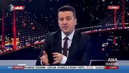 Akit TV spikeri Kılıçdaroğlu'nu ti'ye aldı