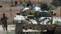 ABD'li Yetkililer: Rusya, Halep Çevresine Topçu Bataryaları Taşıyor