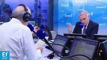 Crise de l'Union européenne, lutte contre le terrorisme, guerre en Syrie : Jean-Marc Ayrault répond aux questions de Jean-Pierre Elkabbach