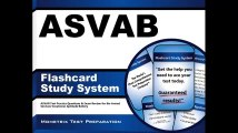 ASVAB Flashcard Study System ASVAB Test Practice Questions  Exam Review for the Armed Services Vocational Aptitude