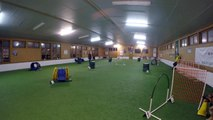 NADAC Hoopers-Agility: Seminartag 5 - Der Parcours