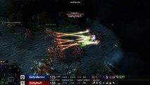StarCraft II - Wings Of Liberty - Zerg VS Protoss