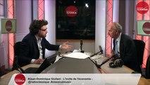 """""""L'intérêt des américains c'est que le Royaume-Uni reste au sein de l'UE"""" Dominique Giuliani (22/04/2016)"""