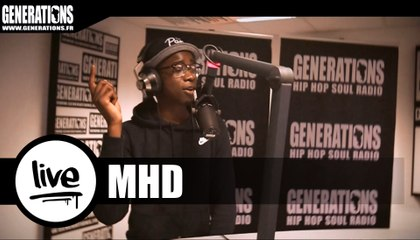 MHD - Roger Milla (Live des studios de Generations)