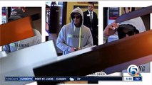 Fort Pierce police release photo of bank robbery suspect