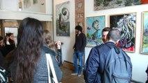 Le ZAP - Le street Art Fest veut sauver Ernest Pignon Ernest