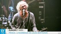 """Mort de Prince : """"il fait partie de mes héros"""" confie Louis Bertignac"""