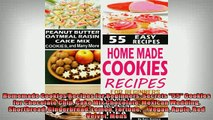 READ book  Homemade Cookies Recipes for Beginners Secrets 55 Cookies for Chocolate Chip Cake Mix  FREE BOOOK ONLINE