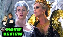 THE HUNTSMAN: WINTER'S WAR Movie Review - Chris Hemsworth, Charlize Theron, Emily Blunt