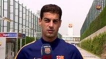 FCB Masia: Gerard López, previa FC Barcelona B - Valencia Mestalla [ESP]