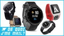 Top 5 des montres connectées sport et fitness - DQJMM (2/3)