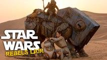 Star Wars Rebels Lair XII: Éstos son los droides que buscáis