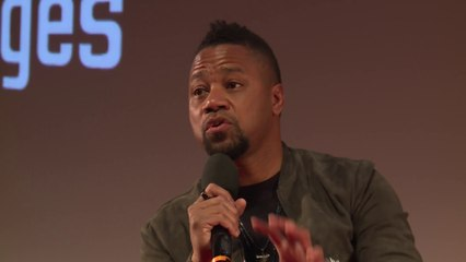 Audience with Cuba Gooding Jr. (VO)