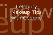 Celebrity Makeup: Applying Blush with Georgio on Celebrity Wire