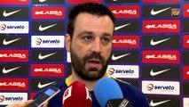 FCB Hockey: Ricard Muñoz y Lucas Ordóñez, previa Shum-FC Barcelona Lassa [ESP]