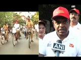 Chennai postal department organises cycle rally to aware voters